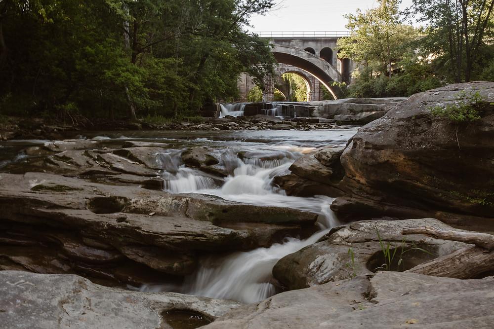 berea falls Ohio