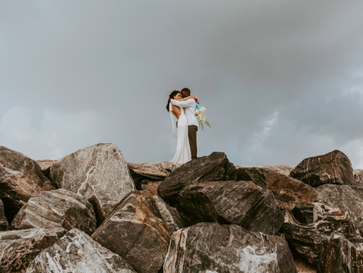 How To Truly Live In The Moment On Your Elopement Day