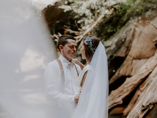 How to Elope with a Veil