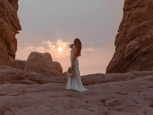 Elopement Dresses | The Ultimate Guide To Picking The Perfect Adventure Elopement Dress