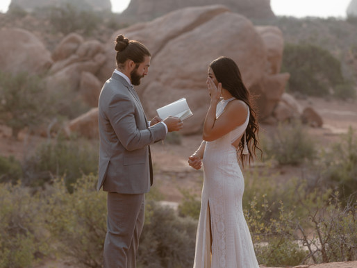 How To Write Vows | The Ultimate Guide To Writing Intimate, Authentic Vows.