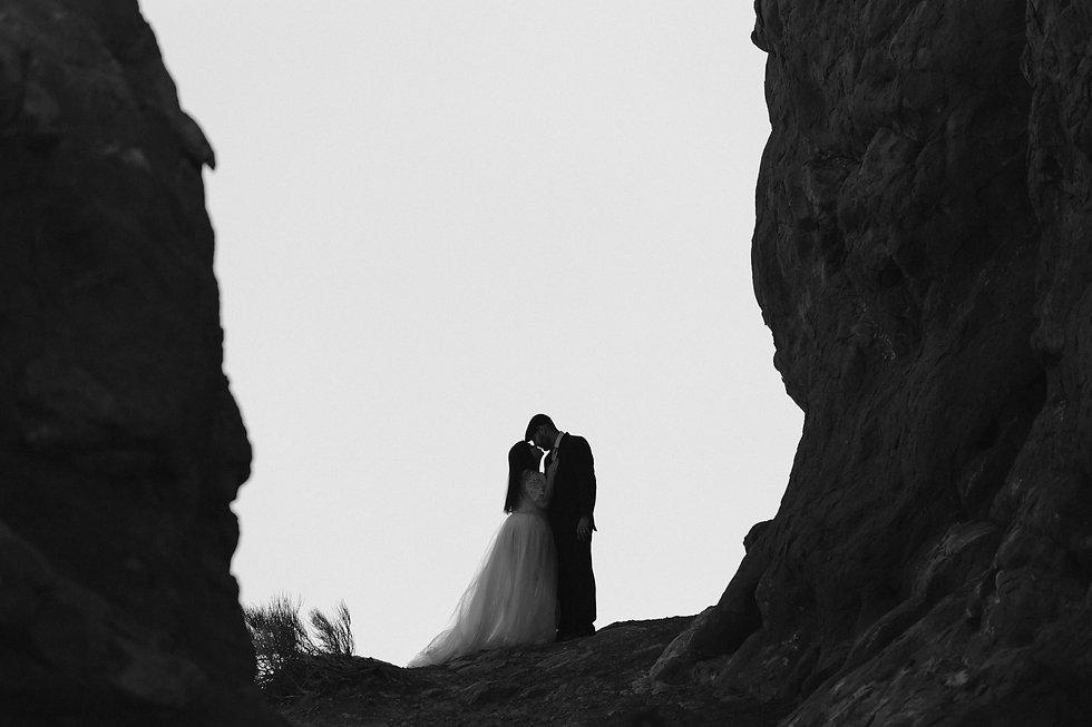 Azaria & David | Avonture Elopements | A