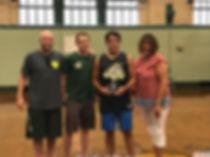 2017 Spirit Award Winner Nick LaBarbara