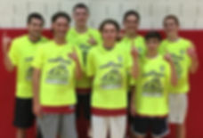 2015 Red Team League Champs