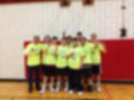 2014 Team Malone League Champs