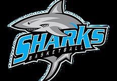 Sharks Basketball Logo