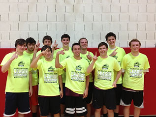 2013 Team Malone League Champs