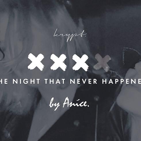 XXX[X] by Aníce.