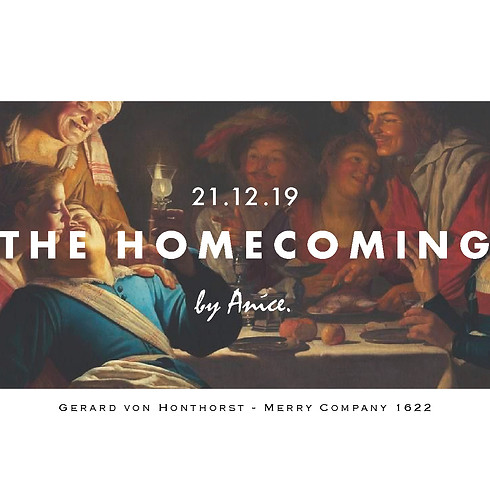 THE HOMECOMING by Aníce.