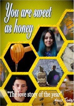 Poster Wayne-You are sweet as honey .jpg