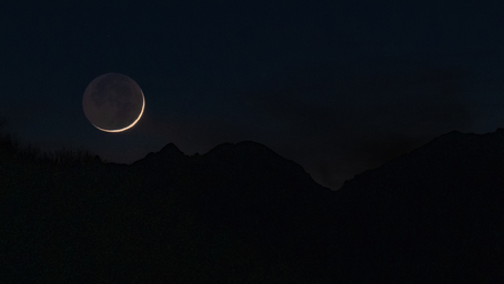 When Is The Biblical New Moon - Crescent or Dark Moon?