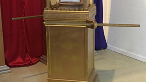 YeshuaIn The Tabernacle Part VI - Altar of Incense