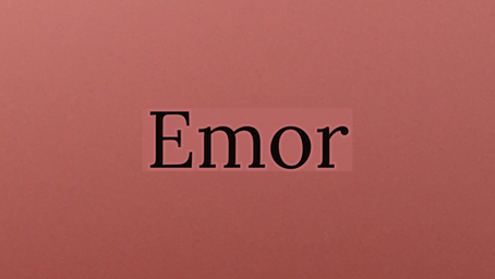Elohim speaks/Called to be holy - Torah Portion Emor