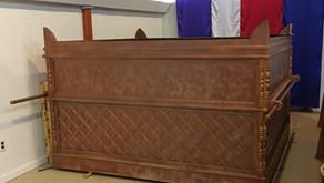 Yeshuain the Tabernacle - Part II: The Brazen Altar