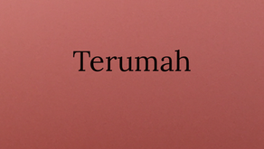 His Presence on Earth - Terumah