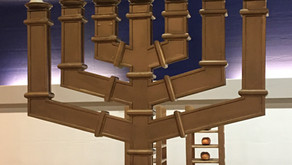 Yeshuain the Tabernacle Part IV - The Menorah