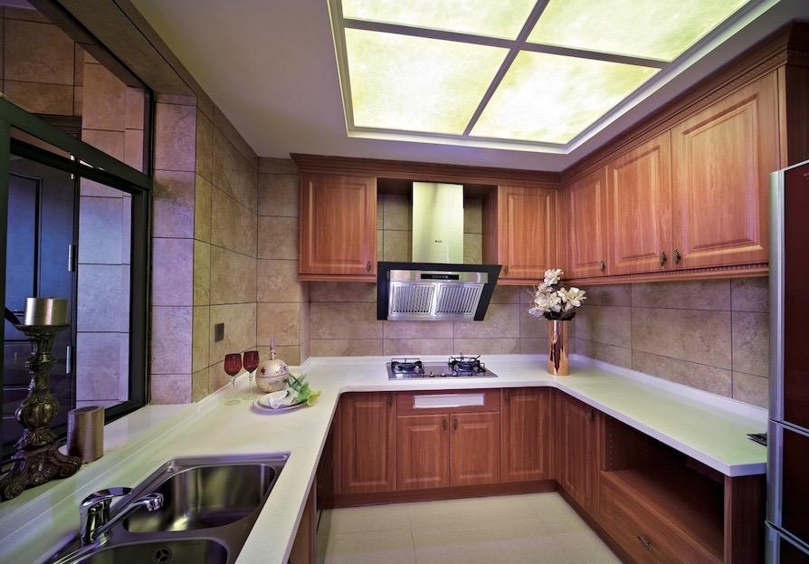 стеклянный потолок на кухню
