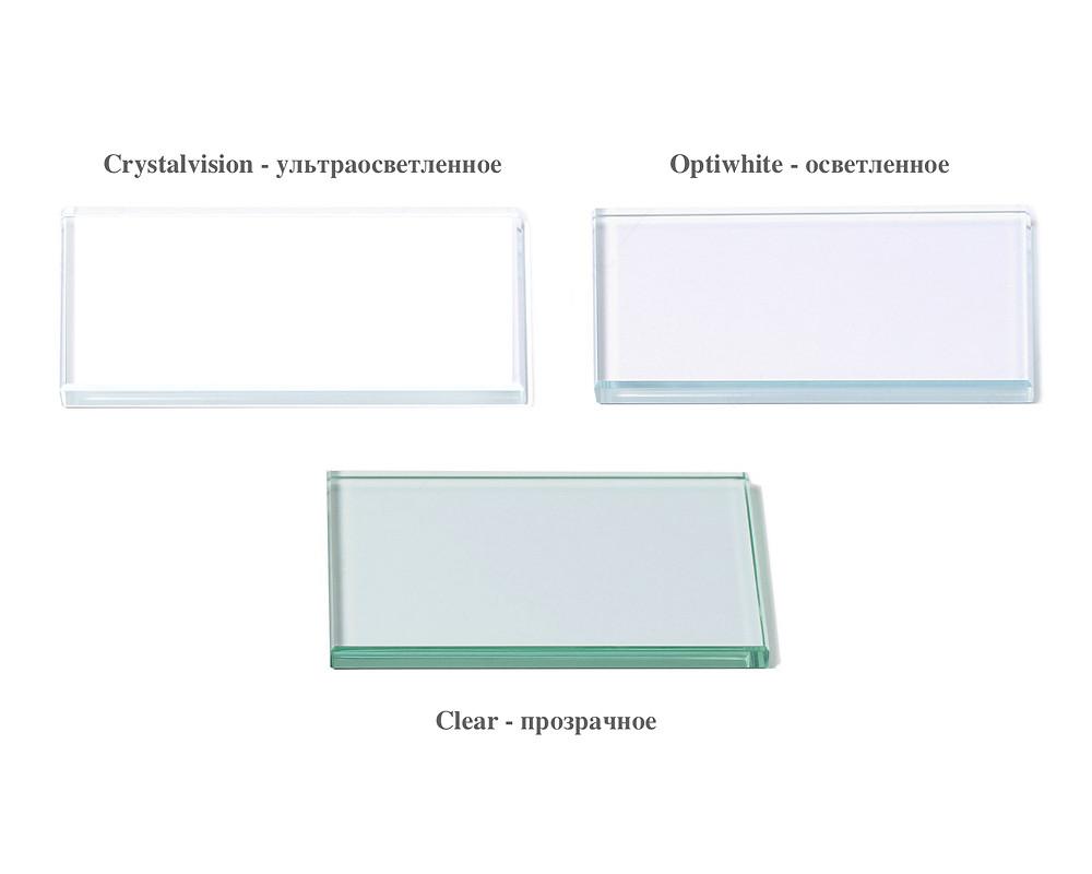 осветленное стекло кристалвижн