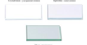 Осветленное стекло Cristalvision Planibel     в наличии - ультра прозрачное