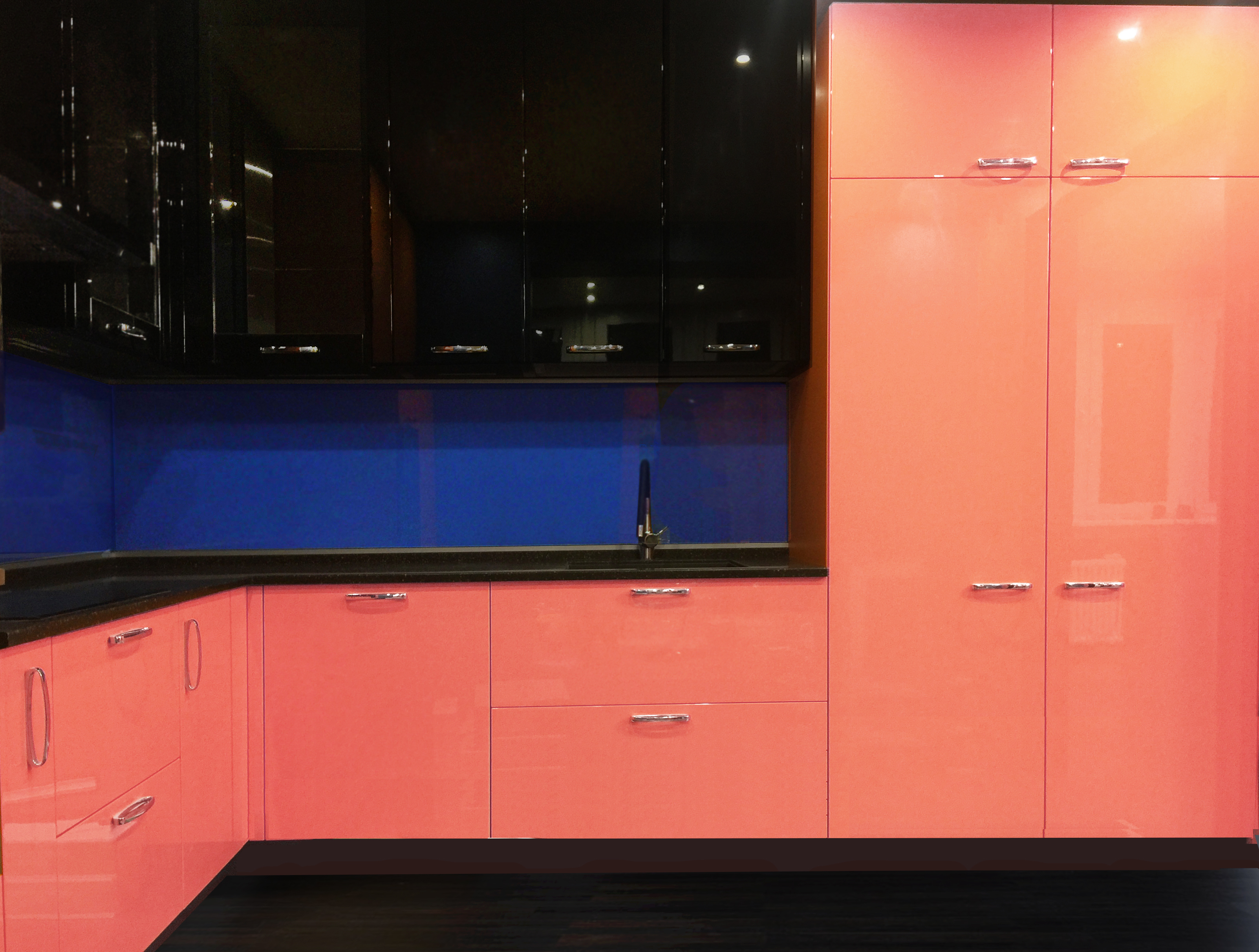кухня цвет pantone 2019 года