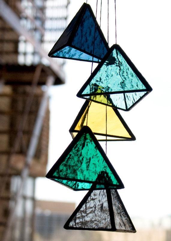 пирамидки Тиффани