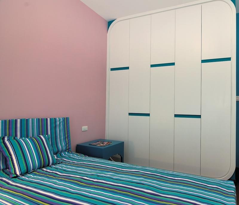 шкаф в частной гостинице в подмостко