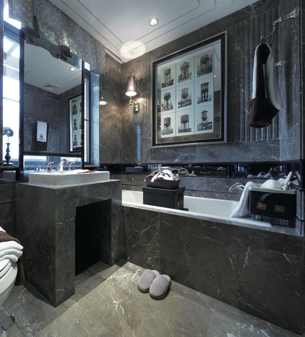 современное панно для ванной