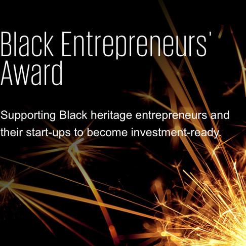 KPMG's Black Entrepreneurs' Award