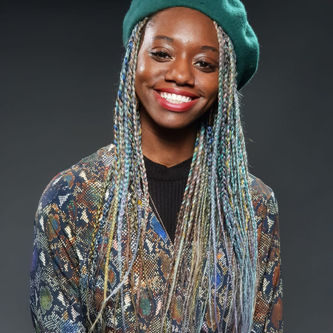 #SLLYMentor Esther Opoku Gyeni,  Audio Producer