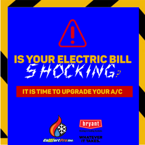 Digital Ad- Is your electric bill too hi