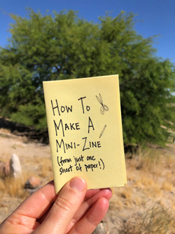 How to Make a Mini-Zine