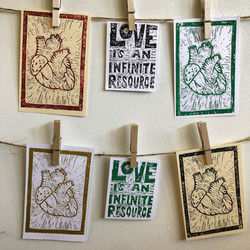 Love is an Infinite Resource
