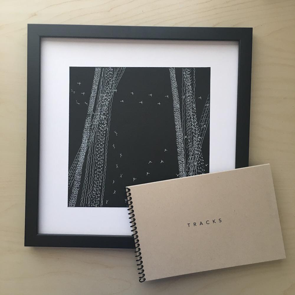 Tracks zine (2018)