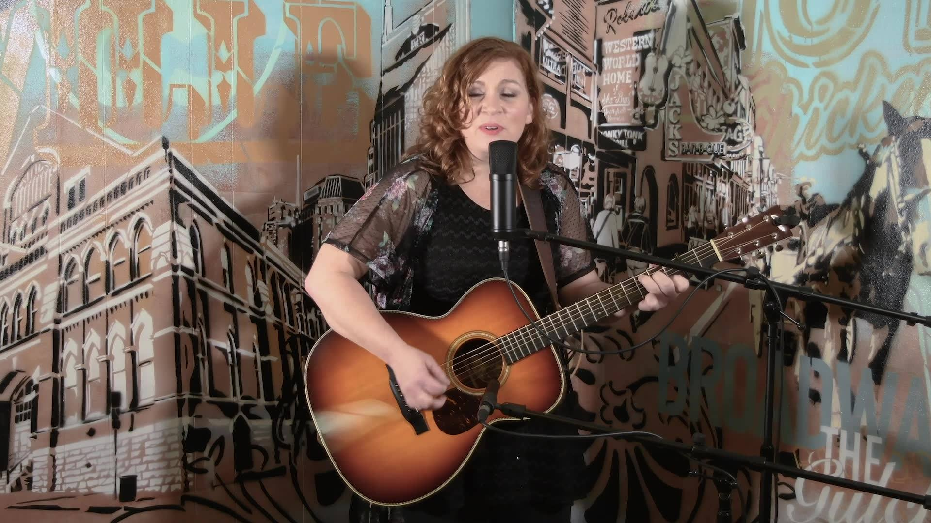 Let em Talk About Us By- Kelli Johnson (Live and Amplified)