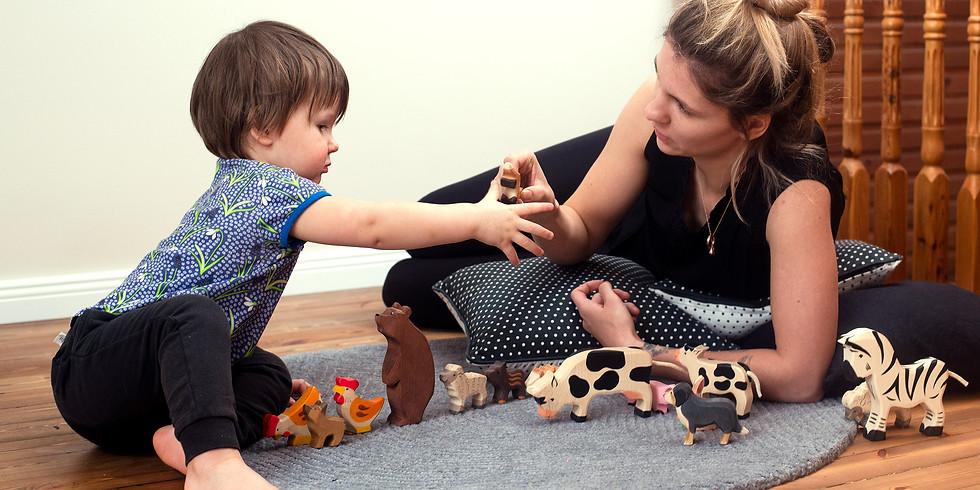 VEEBILOENG: vanem-laps kiindumussuhe