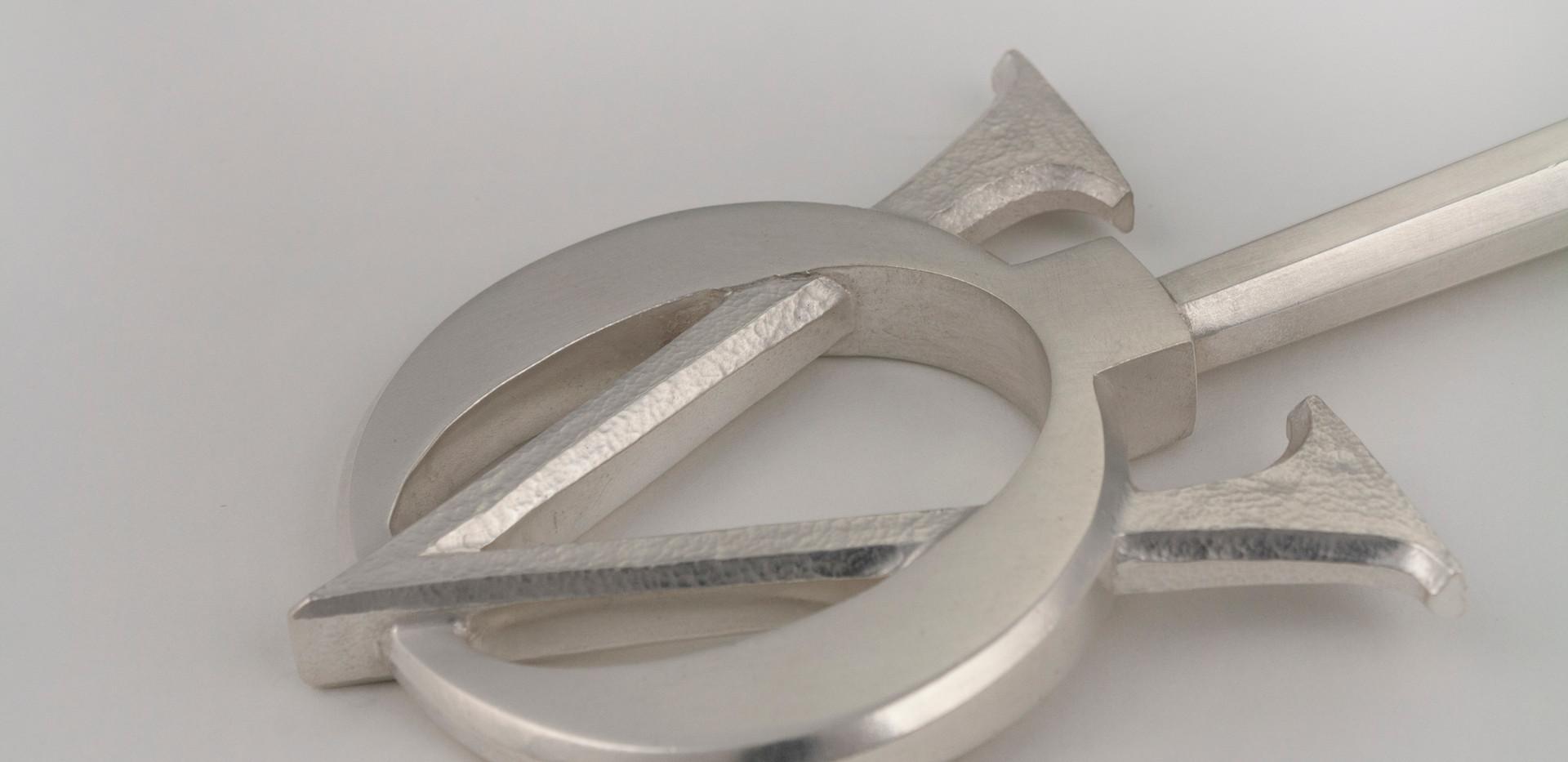 Ceremonial Key (detail)