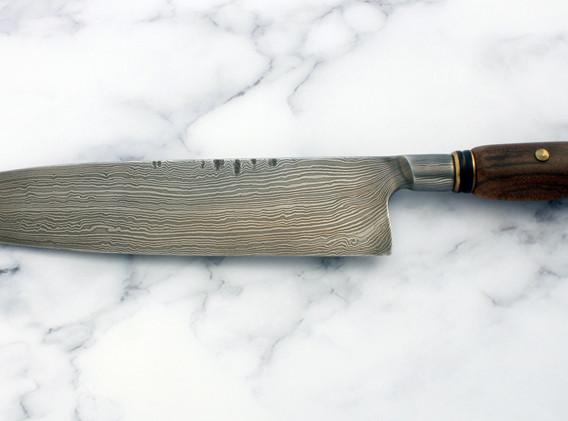 "9"" Integral Kitchen Knife"