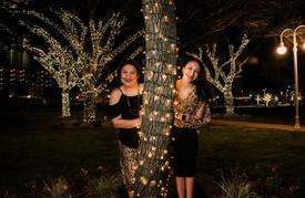 Linda & Dominque | Christmas
