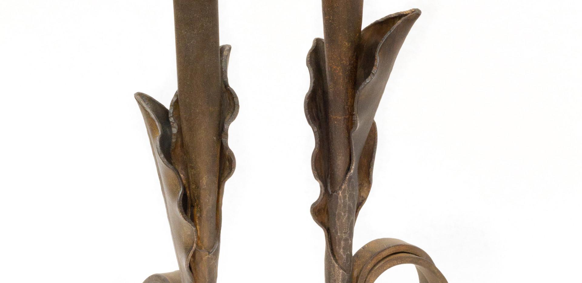 Botanical Candlesticks III