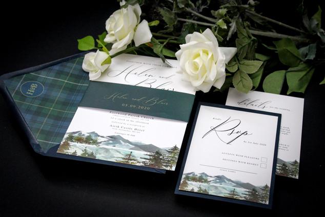 Scottish Watercolour Collection