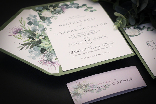 Heather & Sage Collection