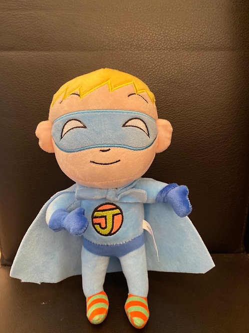 Jackson superhero cuddly Toy