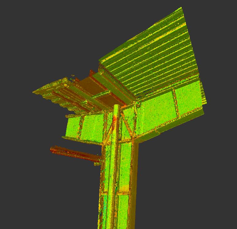 Escaneo Estructural