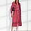 Samsoe Samsoe Samonie Dress Pink Corduroy