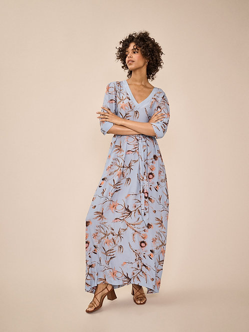 Mos Mosh Kanela Thistle Dress