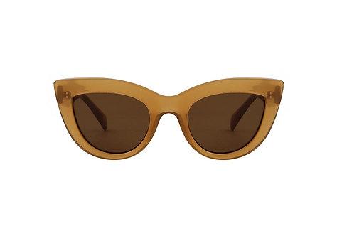 A.Kjaerbede Sunglasses Stella Light Brown Transparent