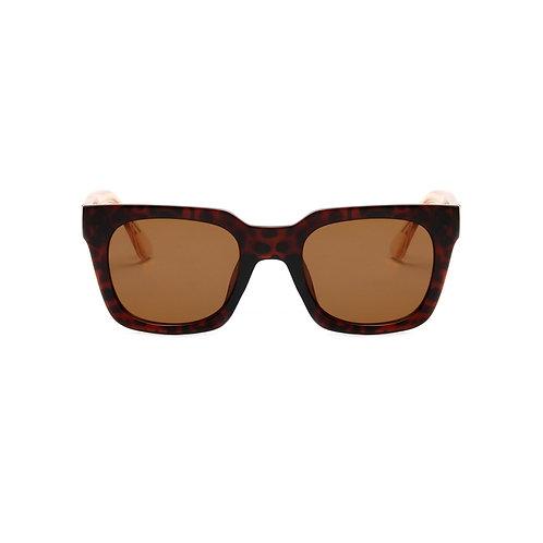 A.Kjaerbede Sunglasses Nancy Demi Tortoise