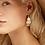 Thumbnail: Anna Beck Earrings Chandelier Earrings Gold