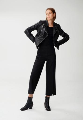 Gestuz Electragz Leather Jacket