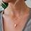 Thumbnail: Anna Beck Horn Necklace Gold